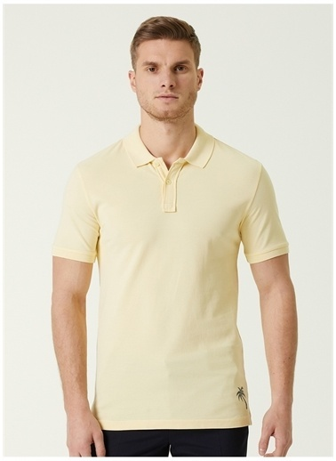 NetWork Network T-Shirt Sarı